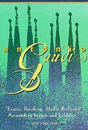 Antonio Gaudi Poster