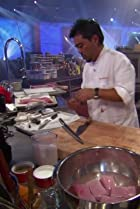 Image of Iron Chef America: The Series: Jose Garces vs. Katsuya Fukushima/Ruben Garcia: Mahi Mahi