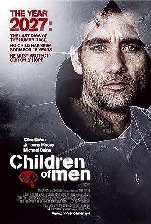 Filhos da Esperança Dublado HD 720p