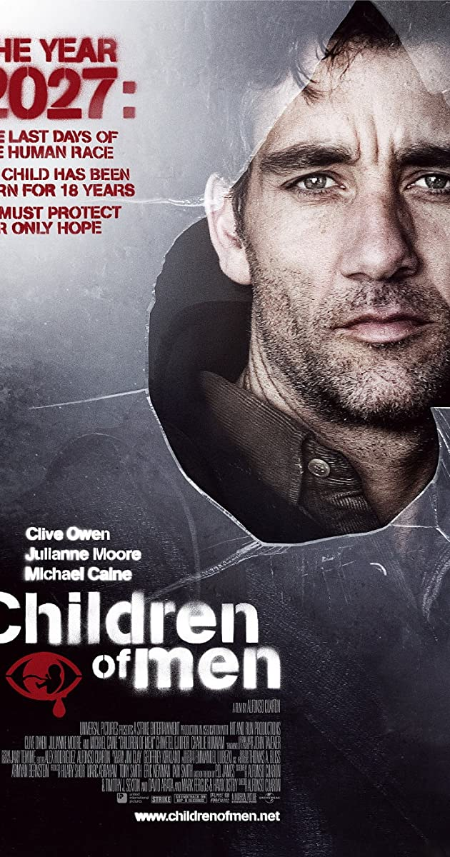 imdb children of men