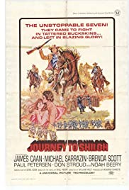 Journey to Shiloh (1968) Poster - Movie Forum, Cast, Reviews