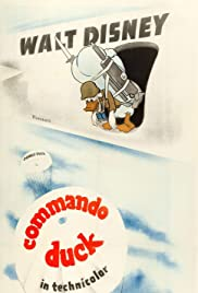 Commando Duck (1944) Poster - Movie Forum, Cast, Reviews