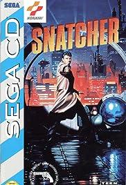 Snatcher CD-ROMantic Poster