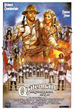 Allan Quatermain and the Lost City of Gold(1987)