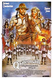Allan Quatermain and the Lost City of Gold (1986) Poster - Movie Forum, Cast, Reviews