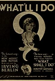 What Shall I Do? Poster