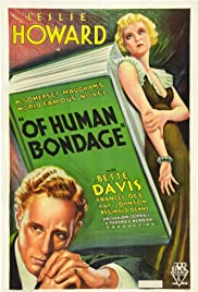 Of Human Bondage (1934) Poster - Movie Forum, Cast, Reviews