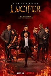 Lucifer - Season 6 (2021) poster