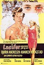 Lucifer Sensommer - gult og sort