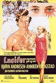 Lucifer Sensommer - gult og sort Poster