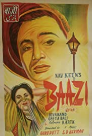 Baazi (1951) Poster - Movie Forum, Cast, Reviews