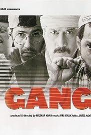 Gang Poster