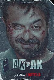 AK vs AK (2020) poster