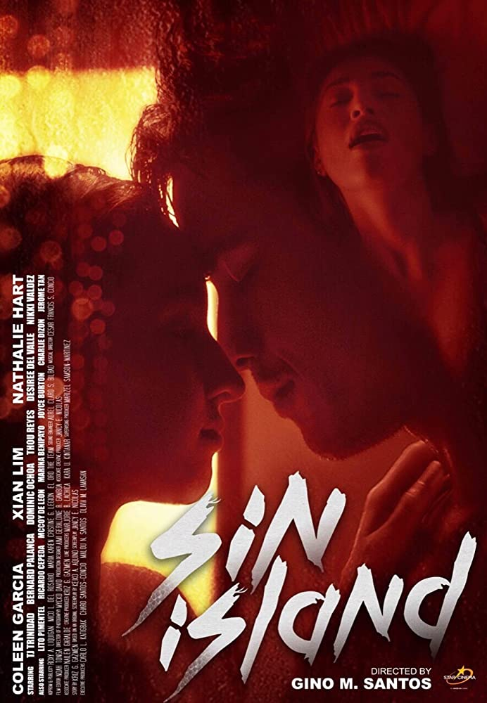 Sin Island (2018) HDRip