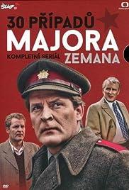30 prípadu majora Zemana Poster