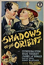 Shadows of the Orient Poster