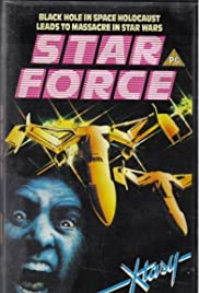 Star Force: Fugitive Alien II (1987) Poster - Movie Forum, Cast, Reviews
