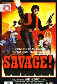 Savage! Poster