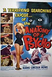 Anatomy of a Psycho (1961) Poster - Movie Forum, Cast, Reviews