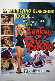 Anatomy of a Psycho(1961) Poster - Movie Forum, Cast, Reviews