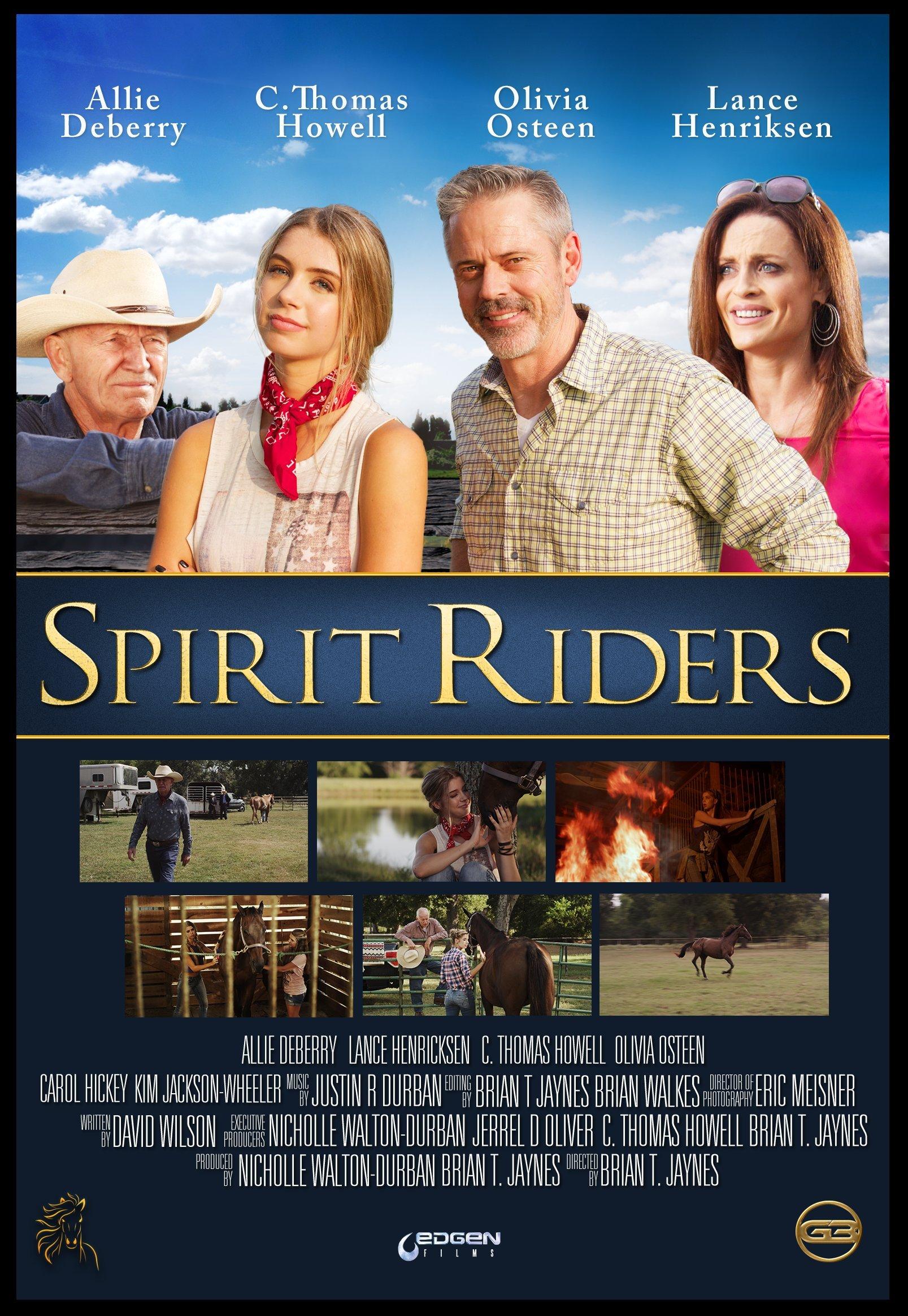 image Spirit Riders Watch Full Movie Free Online