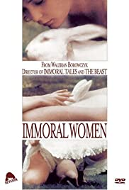 Immoral Women (1979) Poster - Movie Forum, Cast, Reviews