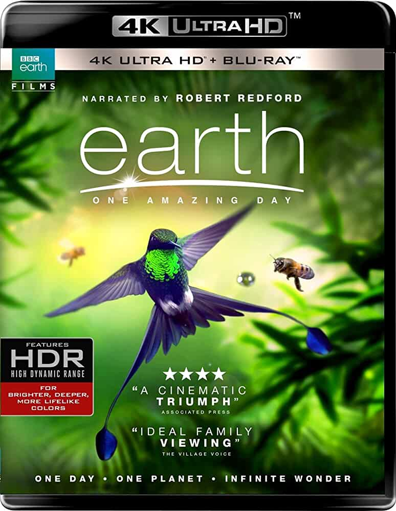 Earth One Amazing Day 2017 English 720p DVDRip 1GB