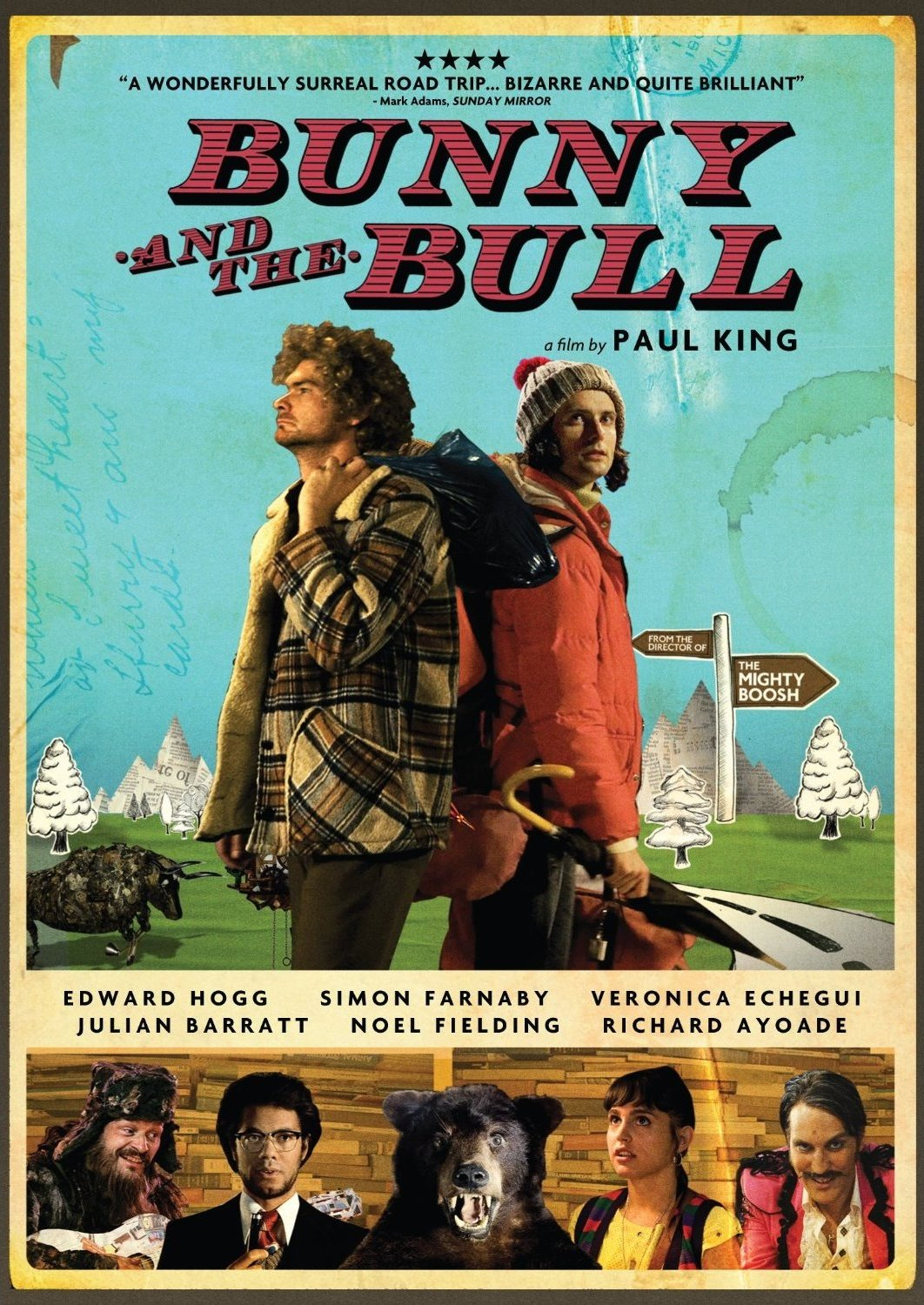 Bunny and the Bull Watch Full Movie Free Online