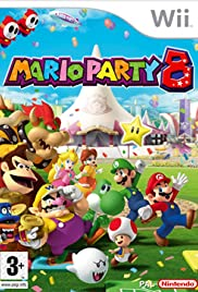Mario Party 8 Poster