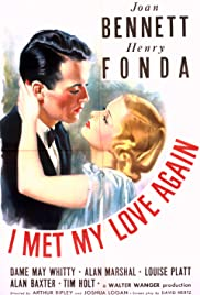I Met My Love Again(1938) Poster - Movie Forum, Cast, Reviews