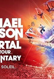 Michael Jackson: The Immortal World Tour Poster