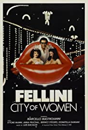 City of Women Poster