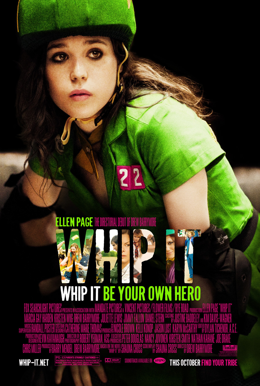 Whip It Watch Full Movie Free Online