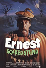 Ernest Scared Stupid(1991) Poster - Movie Forum, Cast, Reviews