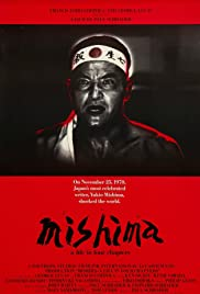 Mishima: A Life in Four Chapters (1985) Poster - Movie Forum, Cast, Reviews