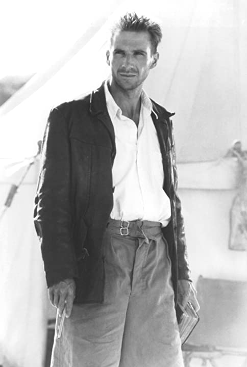Ralph Fiennes in The English Patient (1996)