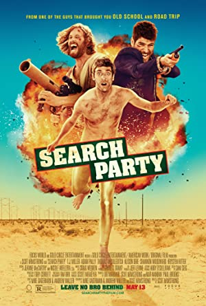 Search Party (2014) Download on Vidmate
