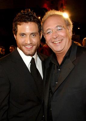 Samuel Hadida and Edgar Ramírez at Domino (2005)