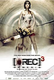 [REC] 3: Genesis (2012) Poster - Movie Forum, Cast, Reviews