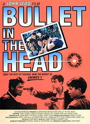 Bullet in the Head poster