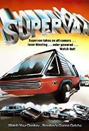 Supervan (1977) Poster - Movie Forum, Cast, Reviews