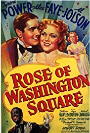 Rose of Washington Square Poster