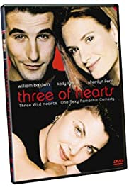 Three of Hearts Poster