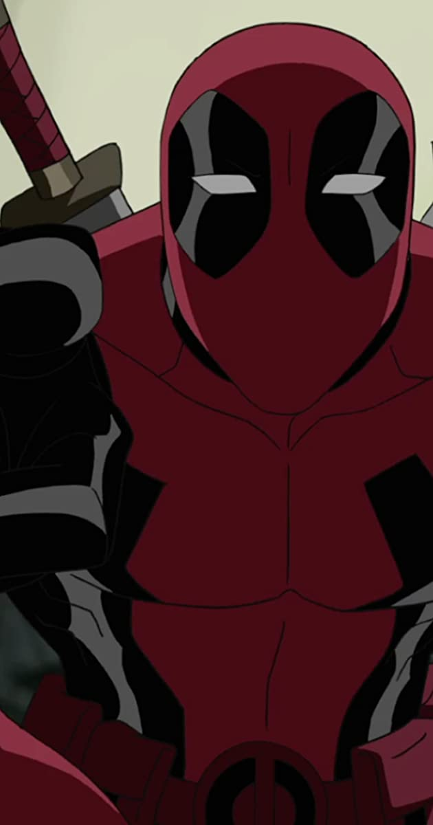 The ultimate spider man tv series deadpool for Deadpool show