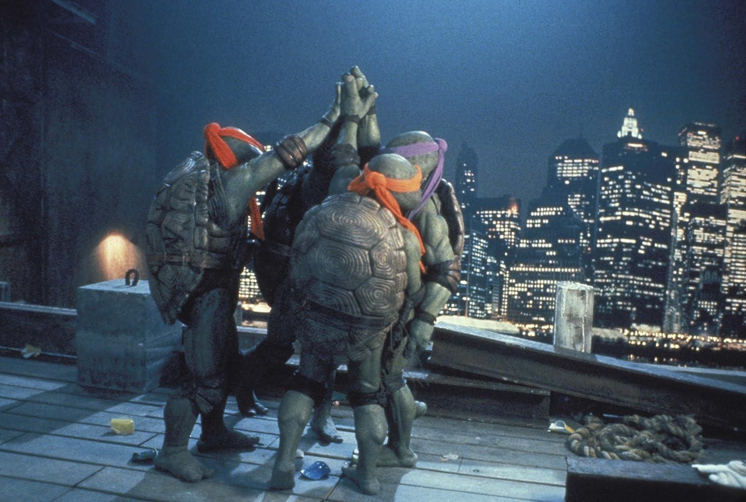 Retro review teenage mutant ninja turtles ii secret of the ooze - Retro Review Teenage Mutant Ninja Turtles Ii Secret Of The Ooze 52