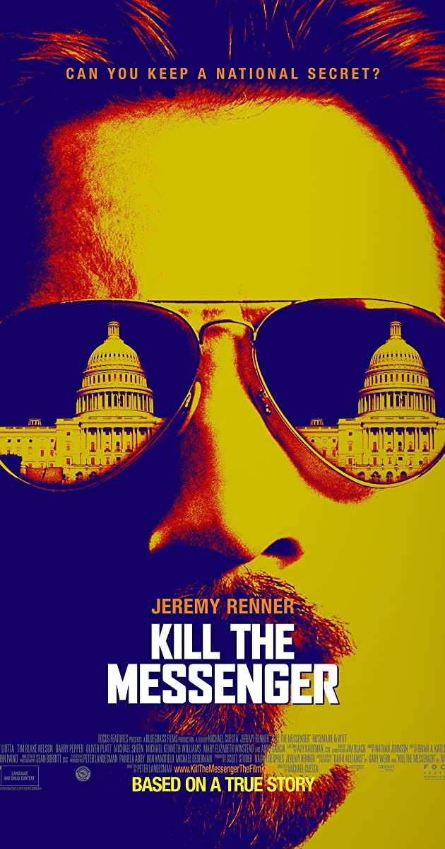 Nutildyti šauklį / Kill the Messenger (2014) Online
