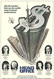 Head Office (1985) Poster - Movie Forum, Cast, Reviews