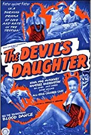 The Devil's Daughter Poster