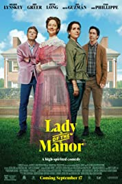 Lady of the Manor (2021) poster