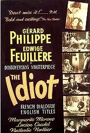 L'idiot(1946) Poster - Movie Forum, Cast, Reviews